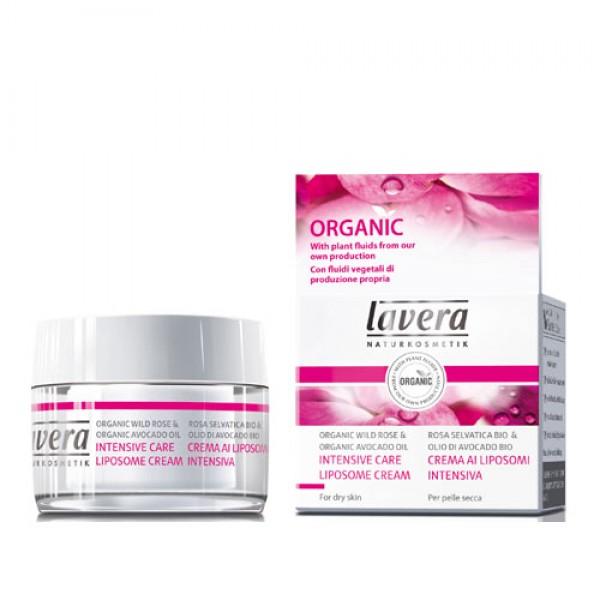 Lavera Faces Intensive Care Liposome Cream