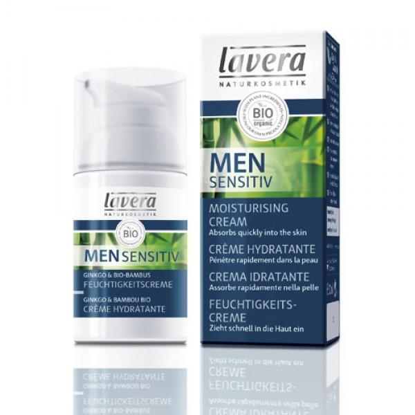 Lavera Men Sensitive Moisturising Cream