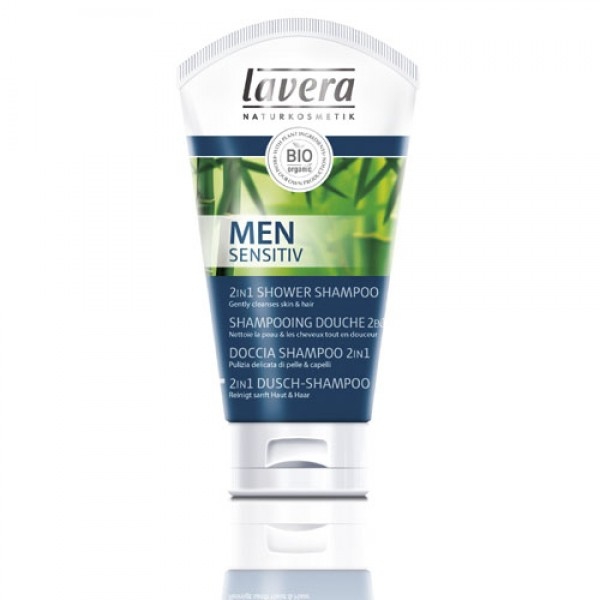 Lavera Men 2 in 1 Shower Shampoo