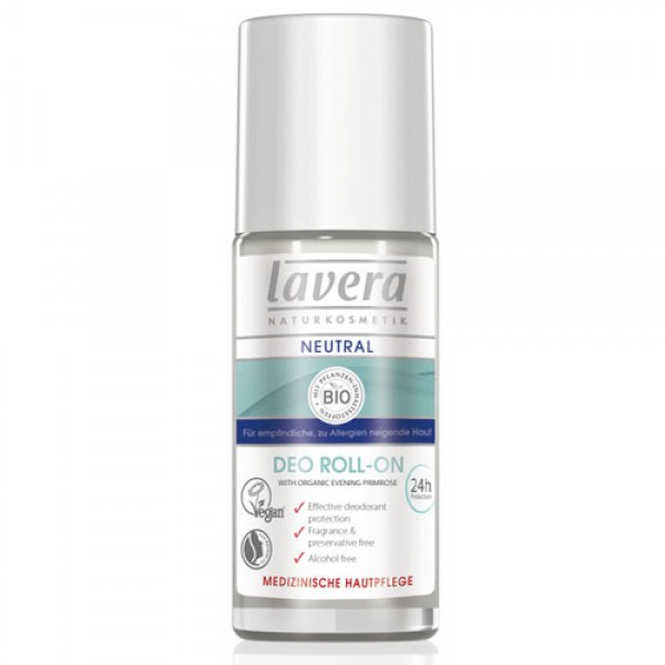 Lavera Neutral Organic Deodorant Roll On