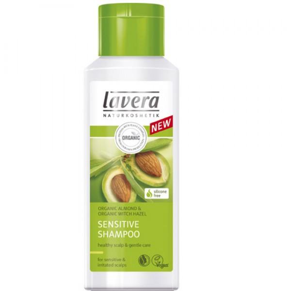 Lavera Sensitive Scalp Organic Shampoo