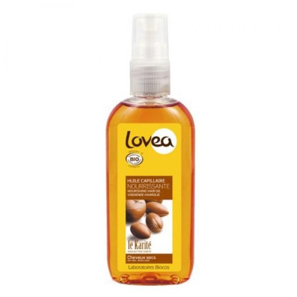 Lovea Shea Butter Nourishing Hair Oil