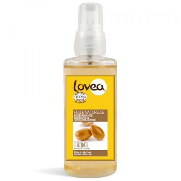 Lovea Argan & Almond Oil Blend