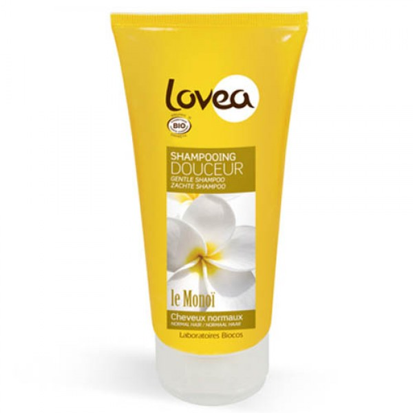 Lovea Monoi Organic Shampoo