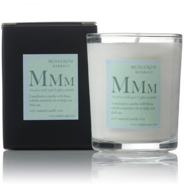 """Natural Candles """"Mmm"""" to Chill Out"""