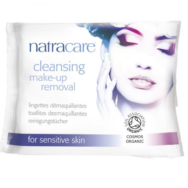 Natracare Makeup Removal Wipes