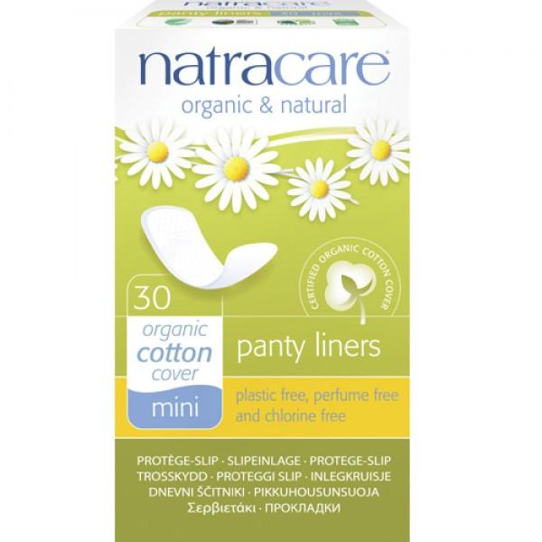 Natracare Panty Liners - Mini