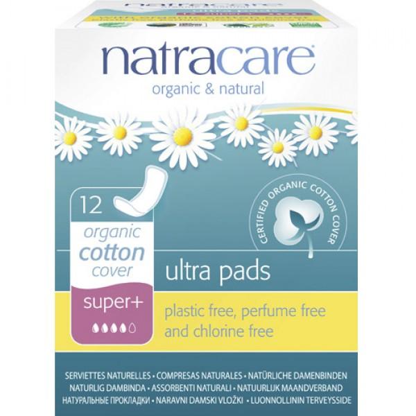Natracare Ultra Pads Super Plus