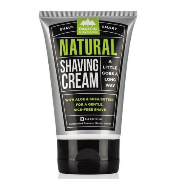 Pacific Shaving Co. Natural Shaving Cream