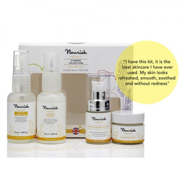 Nourish Protect Dry / Dehydrated Starter Collection