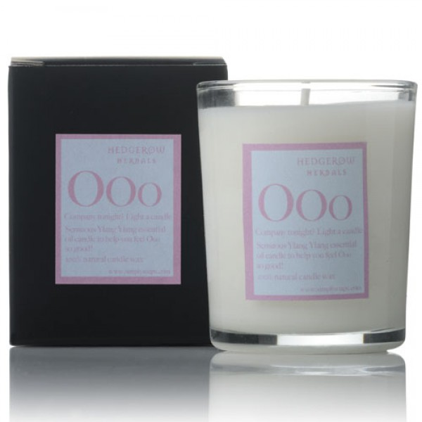 """Natural Candles """"Ooo"""" For Romance"""