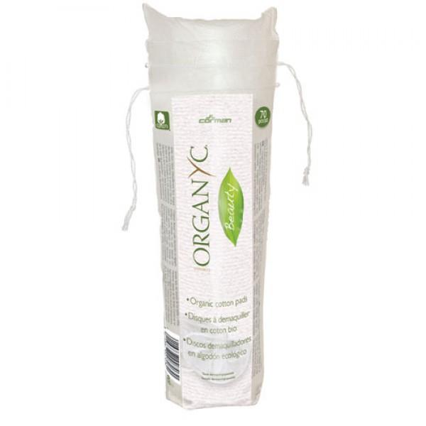 Organyc Organic Cotton Wool Pads