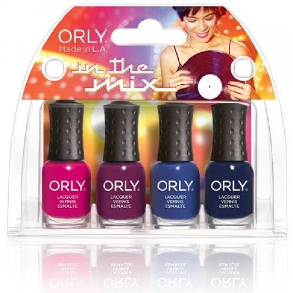 Orly Mani Mini In The Mix Kit - Limited Edition