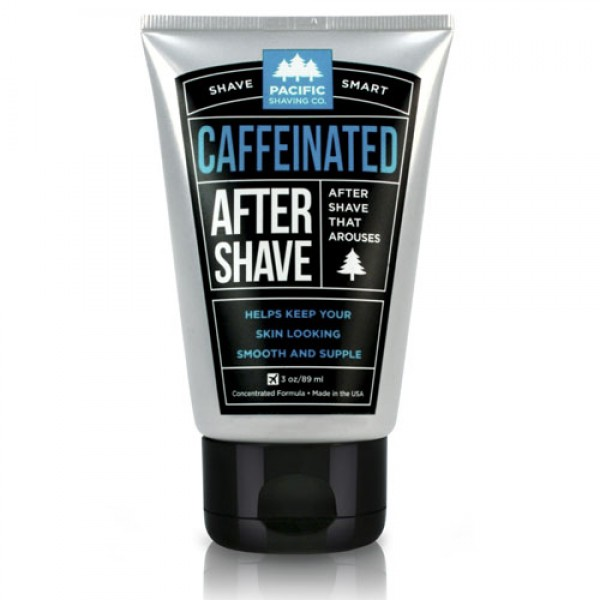 Pacific Caffeinated After Shave Moisturizer