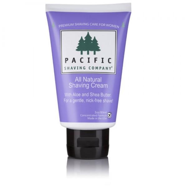 Pacific Shaving Company All Natural Shaving Cream for Women