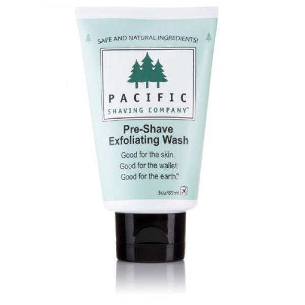 Pacific Pre Shave Exfoliating Wash
