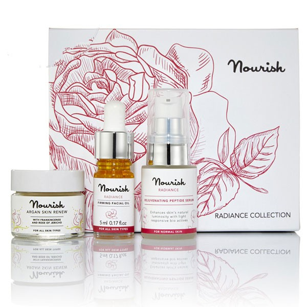 Nourish Skincare Radiance Collection