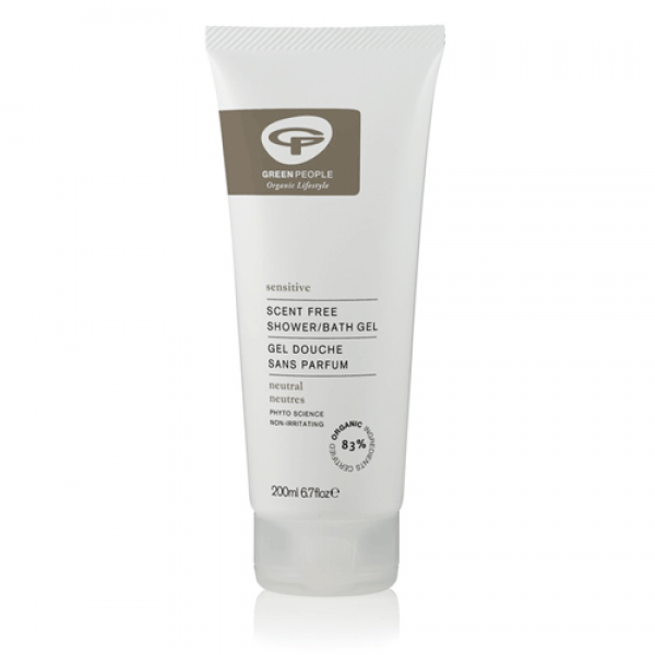 Green People Neutral Scent Free Shower Gel