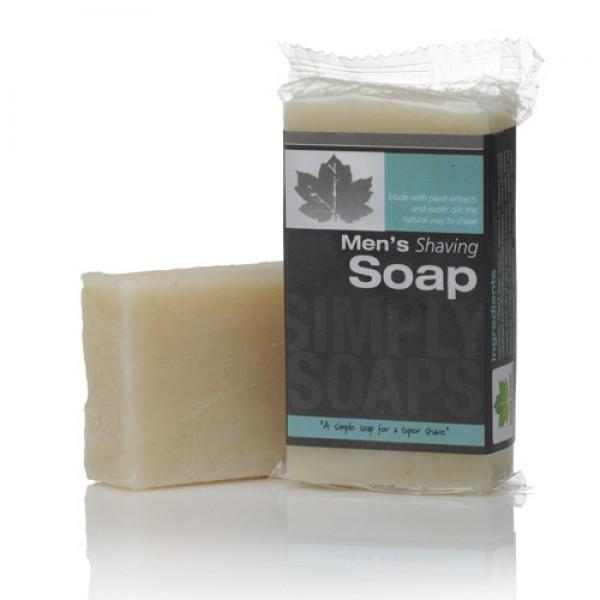 Simply Soaps Hand Made Shaving Soap