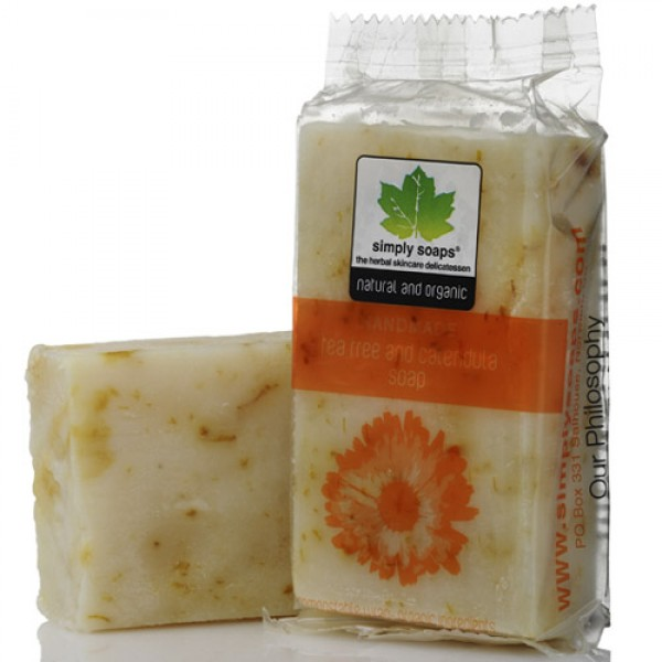 Hand Made Tea Tree and Calendula Soap