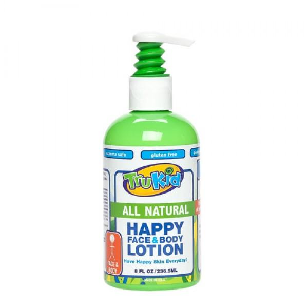 Trukid Happy Face + Body Lotion