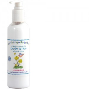 Earth Friendly Baby Chamomile Body Lotion