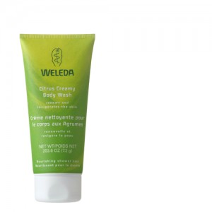 Weleda Citrus Creamy Body Wash