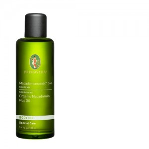 Macadamia Nut Oil Base Oil