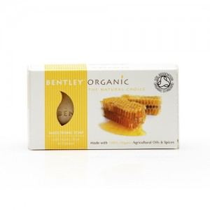 Bentley Smoothing Organic Soap