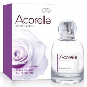 Acorelle Essence of Rose Natural Eau de Toilette