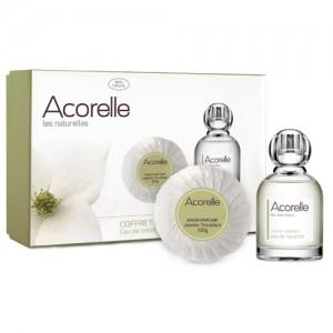 Acorelle Jasmine Allure Natural Eau de Toilette Gift Set