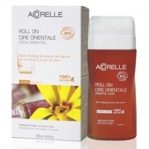 Acorelle Roll On Organic Wax