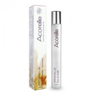 Acorelle Vanilla Blossom Organic Perfume Roll On