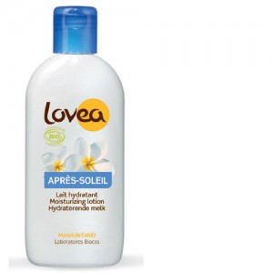 Lovea Organic After Sun Lotion
