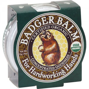 Badger Hardworking Hands Balm - Small