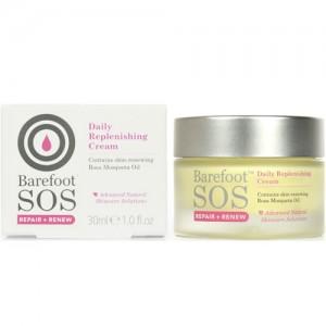 Barefoot SOS Daily Replenishing Cream