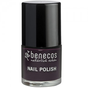 Benecos Nail Polish in Deep Plum - 5 Free formula