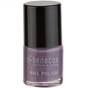 Benecos Nail Polish in French Lavender - 5 Free formula
