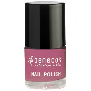 Benecos Nail Polish in My Secret - 5 Free formula