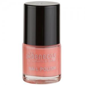 Benecos Nail Polish in Peach Sorbet - 5 Free formula