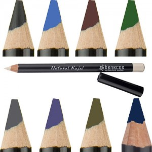Benecos Natural Kajal  - in 9 shades
