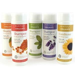 Bentley Organic Shampoo + Conditioner Bundle