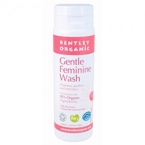 Bentley Organic Gentle Feminine Wash