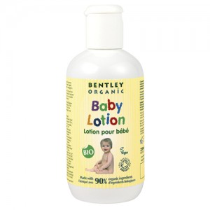 Bentley Organic Baby Lotion