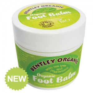 Bentley Organic Foot Balm