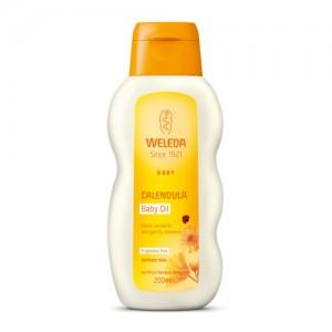 Weleda Fragrance Free Calendula Baby Oil