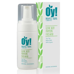 OY! Clear Skin Foaming Face Wash