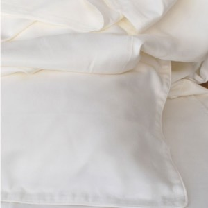 Bamboo fabric is cool to the touch and perfect for people who get too hot in bed or are prone to hot flushes.
