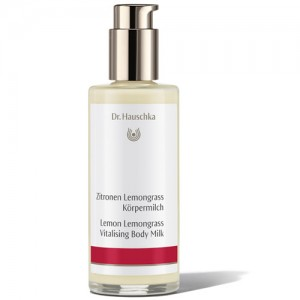 Dr Hauschka Lemon Lemongrass Body Milk