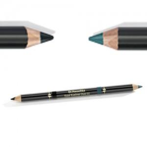 Dr Hauschka Kajal Eyeliner Duo 02 black/aqua
